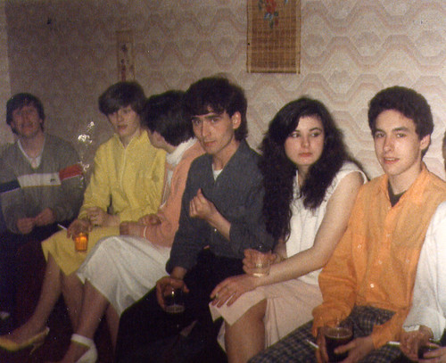 Fitzys party 1980's