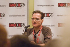 Billy West (SpazLady) Tags: futurama renstimpy philipjfry fanexpo fanexpo2012