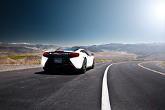 McLaren MP4-12C (Folk|Photography) Tags: california road light white mountains nature view nevada sierra mclaren valley striking mp412c