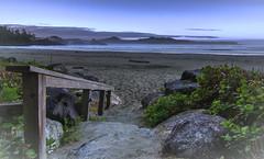 "Why do we love the sea?"" (John A. McCrae) Tags: ocean sea beach landscape seaside sand pentax outdoor britishcolumbia pacificocean shore tofino pacificrim chestermanbeach"