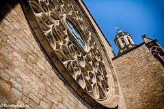 Rosassa - Santa Maria del Mar - Barcelona (rossendgricasas) Tags: church photo catalonia gtico rosassa hdr barcelona rosetn barrigtic santamariadelmar
