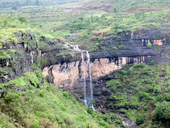 Seasonal beauty (ssaurabh17) Tags: waterfall nature landscape saptushrangi nashik