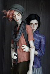 baby brother (Dedra Starling) Tags: abjd bjd dollshe rosen rhythmos bio buriedinoblivion blackberry distant memory