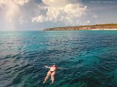 Tormenta sobre el Caribe (Retratista de paisajes y paisanajes) Tags: caribe maralagorda pennsuladeguanahacabibes bahadecorrientes cuba solitude caribbean bathroom marialagorda guanahacabibes corrientesbay seascape