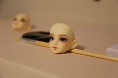 the IMG_6435 (marshmallowmosaic) Tags: unoa sist doll face bjd dollbakery bluebird