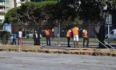 Kennedy8 (Genova citt digitale) Tags: richiedenti asilo genova piazzale kennedy agosto 2016 volontari nigeria lavoro ilva
