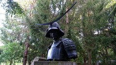 statue Date Masamune another one (m9mii13z) Tags: datemasamune   sendai miyagi