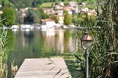 Lago di Endine (Riboli Alessandro) Tags: endine lago lake calma riposo tranquillit natura flora fauna spinone monasterolo pesca attesa barca landscape 70200 tamron nikon d700
