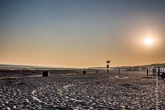 Morning at the beach. (Lucien Schilling) Tags: cadzandbad beach cadzand zeeland netherlands nl