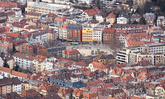 Marienplatz, Stuttgart, Germany (maxunterwegs) Tags: alemagne alemanha alemania badenwrttemberg deutschland fernsehturmstuttgart germany marienplatz stuttgart stuttgartsd stuttgarterfernsehturm