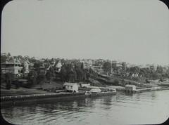 PARRAMATTA RIVER HOUSES, SYDNEY, AUSTRALIA -  CIRCA 1910 (Aussie~mobs) Tags: parramatta sydney australia homes houses realestate vintage mansions