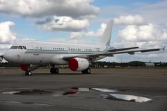 Qatar - Amiri Flight A7-MHH, OSL ENGM Gardermoen (Inger Bjrndal Foss) Tags: a7mhh qatar amiriflight airbus a319 osl engm norway gardermoen