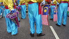 Malaysia 59th National Independence Day (Chot Touch) Tags: merdekaparade merdekasquare kemerdekaan kualalumpur malaysia boria flag colours independenceday parade festivalofcolors