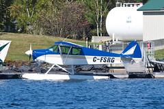 Private Cruiser Special C-FSRG (jbp274) Tags: 52b greenville greenvilleseaplaneflyin flyin airplanes seaplane floatplane lake water mooseheadlake cruiser homebuilt