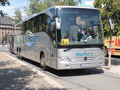 DSCN6607 Hnes-Reisen GmbH, Kornwestheim LB-CO35 (Skillsbus) Tags: buses coaches france germany mercedes tourismo hnes