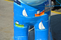 Skipper-C-17-September-2016 (Steve Ellwood Whitley Bay) Tags: greatnorthsnowdogs guidedog mikeclay northshields cliffordsfort ellwood steveellwood skipper joannewishart dfds westernquay fishquay