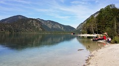 Almsee - Austria (Been Around) Tags: see lake eu natur nature europe almsee grnauimalmtal almtal salzkammergut autriche obersterreich upperaustria sterreich austria europa o herbst autumn hiking wandern