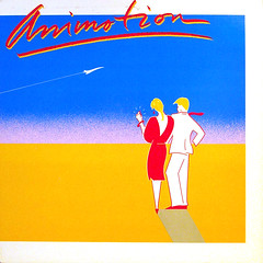 Animotion (epiclectic) Tags: music art illustration vintage design artwork graphic album vinyl retro collection cover 1984 lp record sleeve animotion epiclectic