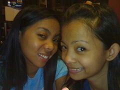 me and nanie @ music21 (ladyvillanueva) Tags: friendster