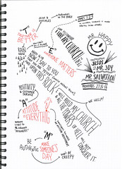Hope Notes 08122012 (Paul Goode) Tags: lotsofnotes churchnote