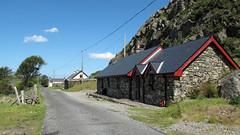 An Colre Ru (lstr  clonn) Tags: ireland galway sheep hiking irland connemara ire killary killaryharbour conamara ancaolirerua irland2012