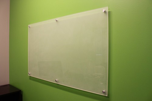 Glass Whiteboard Order A Glass Dry Erase Board Crystal