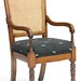 55. George IV Style Arm Chair
