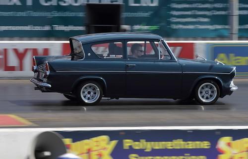 Ford Anglia. NSK340