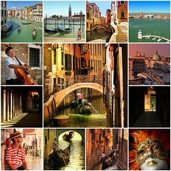 My best of Venice (Bn) Tags: world voyage street city trip travel venice houses windows light red sea summer people italy music orange sun color reflection heritage water beauty weather yellow river boats island mirror islands site italian fdsflickrtoys ancient topf50 colorful warm europe italia ride photos good mosaic quality taxi shoreline shift pedestrian selection images tourist best taxis canals unesco fave collection explore shade rowing gondola venetian richness topf100 venezia hue renaissance palaces gondolier itali mozaiek veneti vaporetti 100faves 50faves