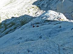 Alpinismo Gran Sasso - Sua mollosa grossezza