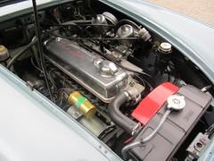 Austin-Healey 3000 Mk3 BJ8 (1967).