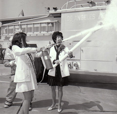Miss National Fire Prevention 1970
