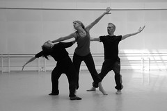 Dancer-led collaboration features a trio of world premieres