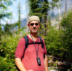 Eric on Bitterroot Trail (Eric K Gross) Tags: flatheadlake nationalbisonrange bitterrootmountains