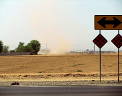 239/366: Dust Devil 2012-08-26 (George (Patti) Larcher (333K Views - Thank you!)) Tags: nature dustdevil 2012 photos a year pictures 365around house 365 or less 3662012  returners friends click pic click flickr leap 3662012 today project 365 art for everyone catchy colors best shot day distinguished photography give your best shot group with experience photos all you want yabba dabba doo a feast eyes captured images el mundo por montera colors perfect beauty