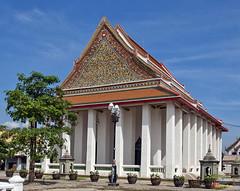 Wat Kanlayanamit Ubosot (DTHB1209) วัดกัลยณมิตรวรมหาวิหารพระอุโบสถ
