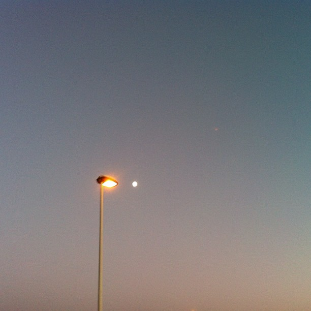 Come la luna.