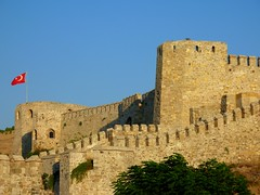The fortress on Bozcaada island, Turkey      (Zafer Bayramnz kutlu olsun!) (Frans.Sellies) Tags: turkey trkiye turquie trkei turkije turquia bozcaada turchia turkei     zaferbayram  p1370734