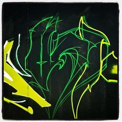Nice green paint #graffiti #sketch at #graffalot artist unknown - Houston Graffiti (@iseenit_RubenS | R.Serrano Photography) Tags: green art square graffiti town sketch nice paint artist lofi houston h squareformat unknown graff 2012 iphoneography summer2012 instagramapp uploaded:by=instagram graffalot houstongram foursquare:venue=4d0138436923721ed8f2c83b htxgraff htowngraffiti