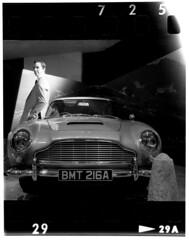 XA2 HP5 James Bond at the Barbican