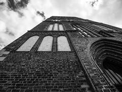 Nikolaikirche Rostock (mhg~) Tags: pen olympus ep2 mzuiuko918