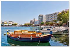 IMG_2722- 1-320 s  f - 8,0-EF-S10-22mm f-3.5-4.5 USM-14 mm (ZX-6R) Tags: ocean sea sun mer sol port island soleil landscapes mare place ile creta crete mediterraneansea marmediterrneo agiosnikolaos crte mermditerrane    christophefaugere holidaysinthemediterranean