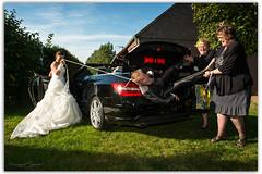just maried (Emmanuel DEPARIS) Tags: wedding mercedes robe mariage blanche emmanuel belles marie deparis mres