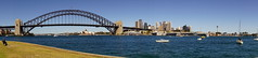 "Midday On Blues Point | Panoramic (Joriel ""Joz"" Jimenez) Tags: sydney panoramic sydneyoperahouse sydneyharbourbridge bluespoint"