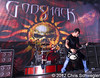 Godsmack @ Rockstar Energy Drink Uproar Festival, DTE Energy Music Theatre, Clarkston, MI - 09-07-12