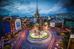 Chaina town ,Thailand