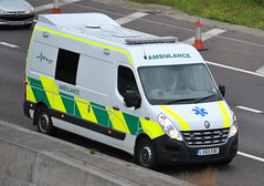 Medicare Ambulance Service / Renault Master / Emergency Ambulance / LX60 EBC (Chris' Transport Pics) Tags: life uk blue light england film speed hospital lights nikon bars pix fuji threatening united fine 911 blues samsung kingdom ambulance medical health national nhs finepix trust and fujifilm service hd saving emergency medic paramedic savers 112 siren 999 twos strobes lightbars rotators d3000 leds s2750 lx60ebc