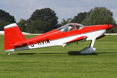 G-RVIW (QSY on-route) Tags: northampton rally orm 2012 laa sywell egbk 31082012 grviw