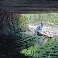 (.tom troutman.) Tags: summer 120 6x6 film nature mediumformat newjersey kodak hiking nj bronica 100 sq ektar millburn southmountainreservation proteinpoweredlegs