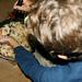 Fazendo um Arroz Frito com Moluscos coletados